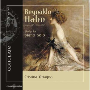 Hahn : Oeuvres pour piano